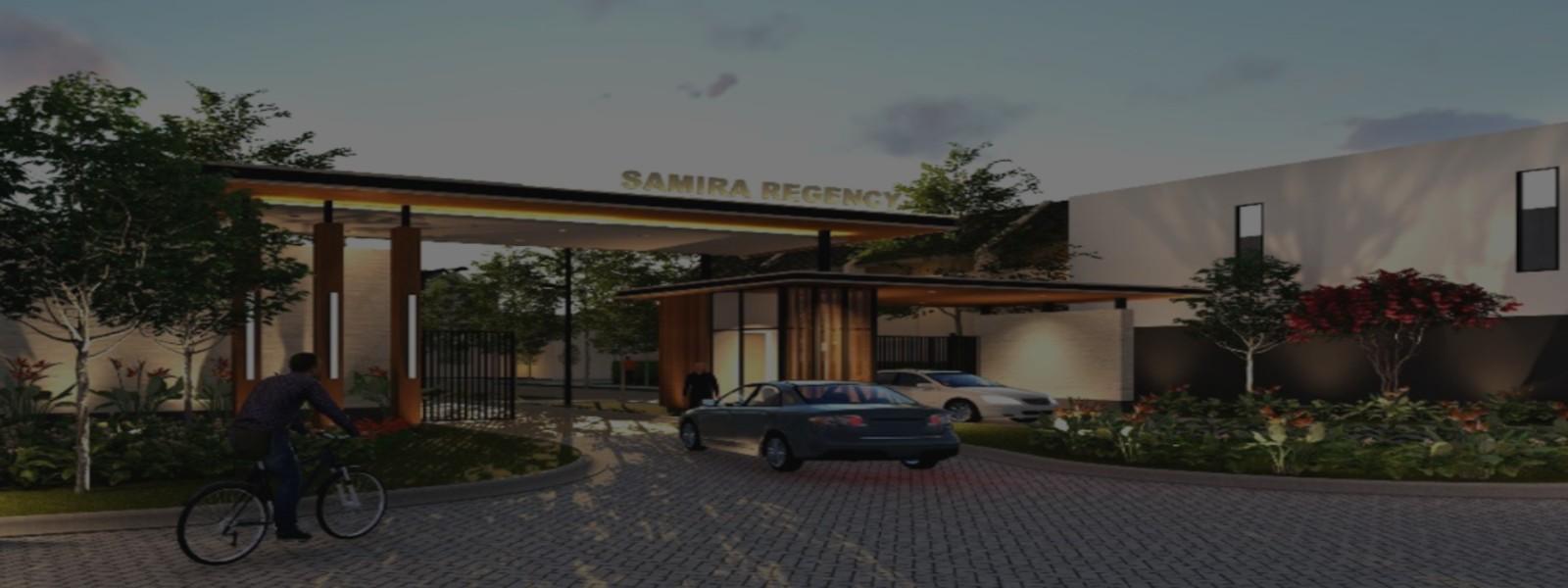 Samira Regency Bekasi Banner Dekstop
